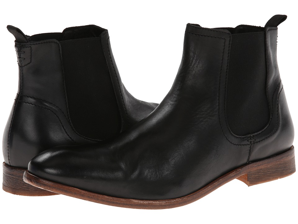 H by Hudson - Patterson (Black) Men's Shoes