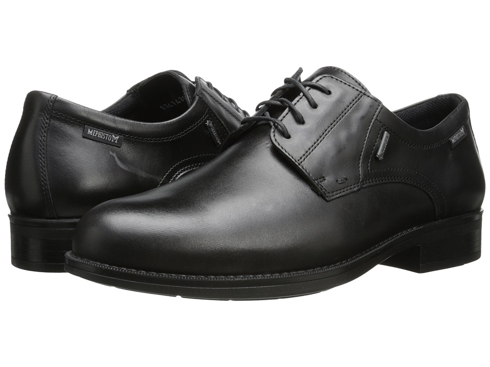 Mephisto - David GT (Black Palace) Men's Shoes