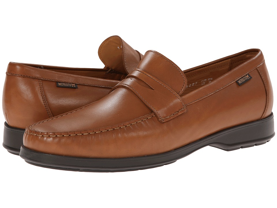 Mephisto - Howard (Hazelnut Desert) Men's Shoes