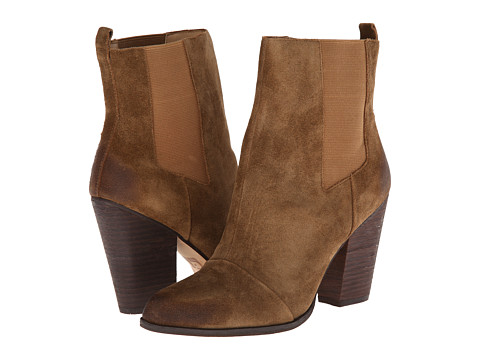 Joe's Jeans - Blare (Khaki Suede) Women's Dress Pull-on Boots