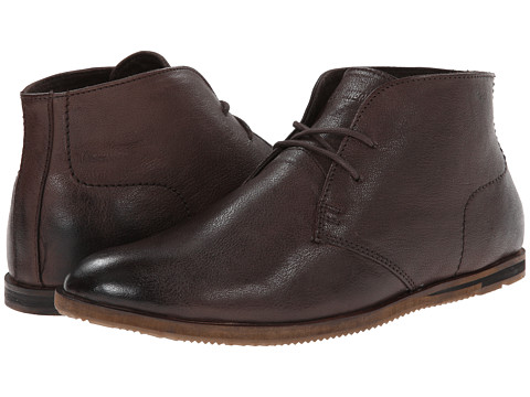 Ben Sherman - Deano - Chukka (Dark Brown) Men's Lace-up Boots
