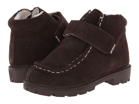pediped - Jackie Boot Flex (Toddler/Little Kid/Big Kid) (Chocolate) Boys Shoes