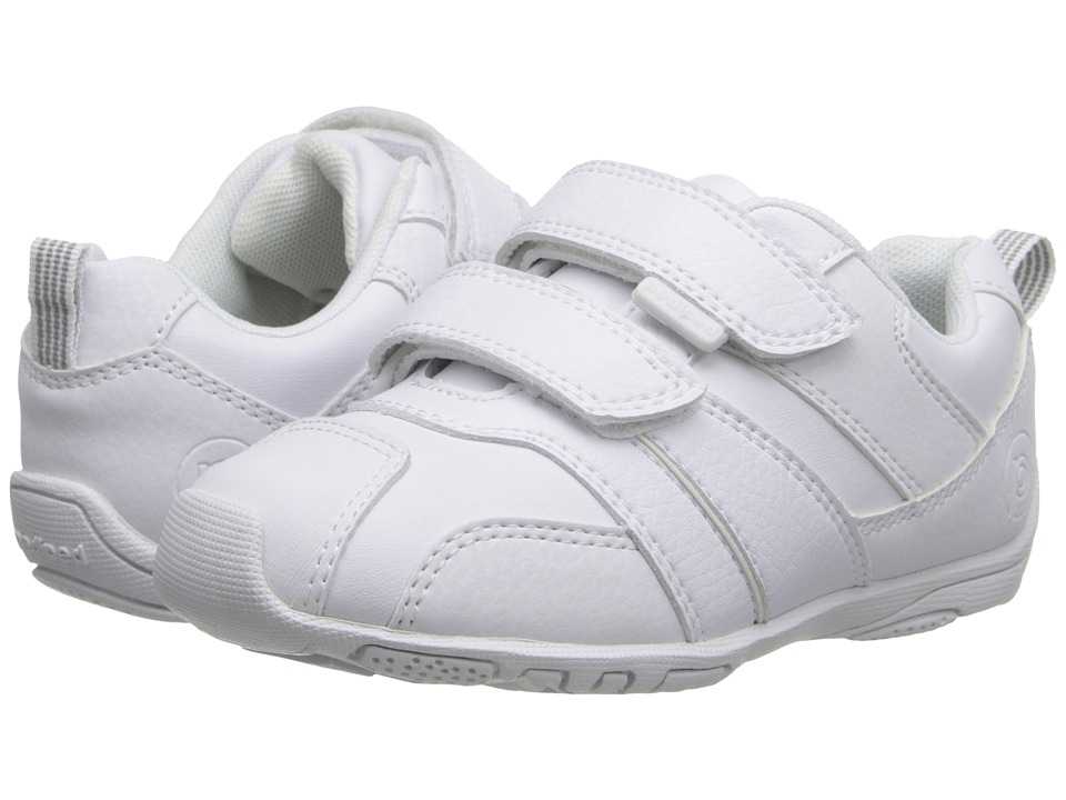 pediped - Frank Flex (Toddler/Little Kid/Big Kid) (White) Boy's Shoes