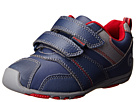 pediped Frank Flex (Toddler/Little Kid/Big Kid) (Navy)