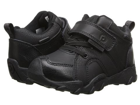 pediped - Justin Flex (Toddler/Little Kid/Big Kid) (Black) Boy's Shoes