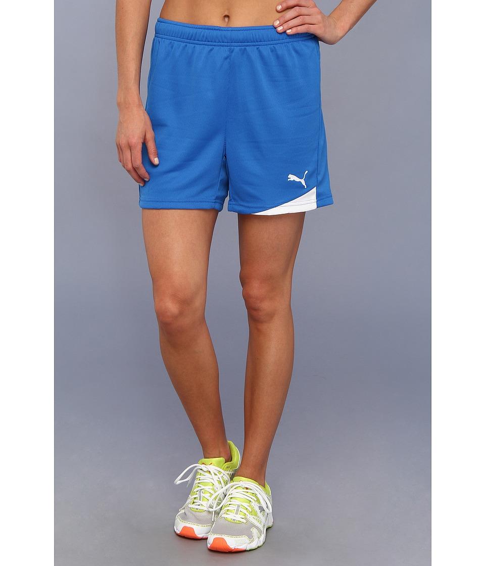 PUMA - Esito Short (Puma Royal/White) Women's Shorts