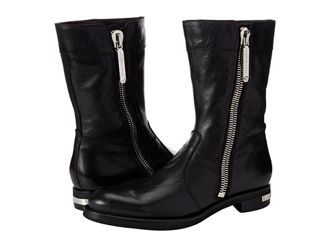 Philipp Plein - Hidden Boot (Black) Men's Boots