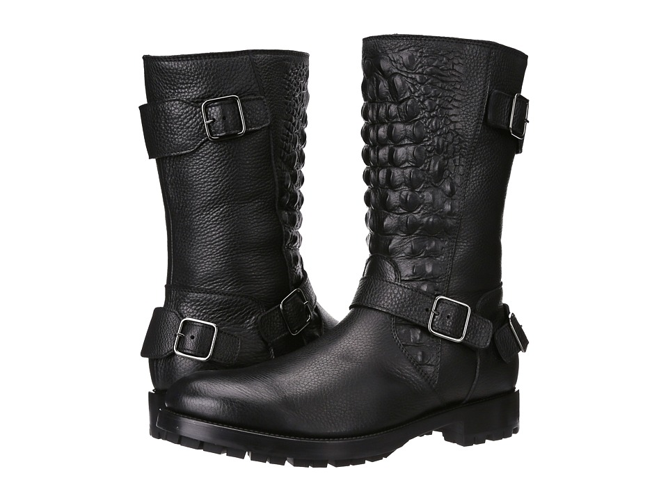 Philipp Plein - Metal Boot (Black) Men