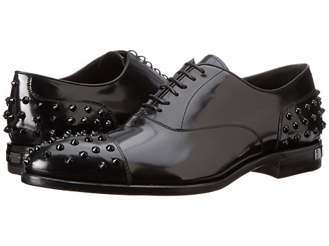 Philipp Plein - Martin Oxford (Black) Men's Lace up casual Shoes