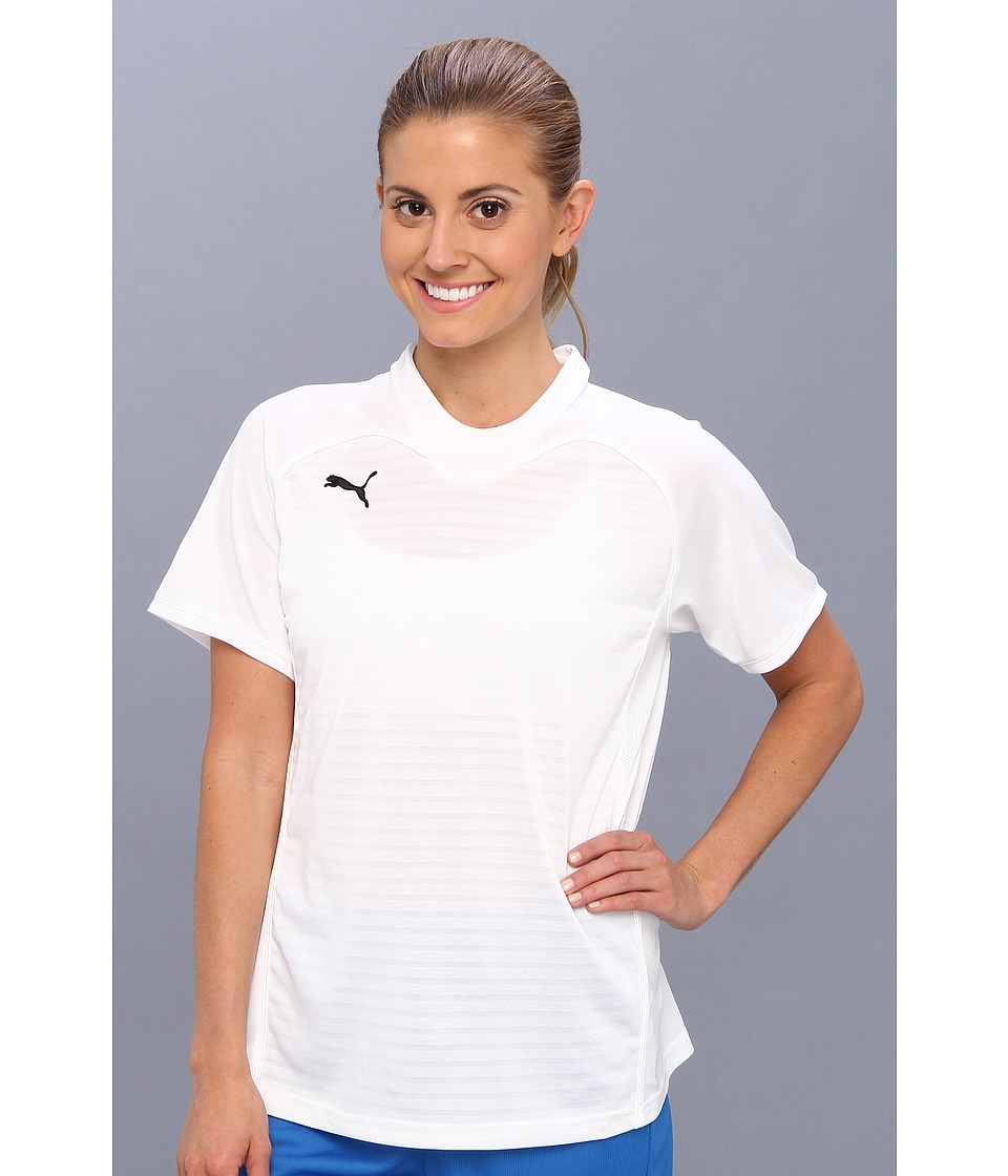 PUMA - Manchester Shirt (White/White) Women