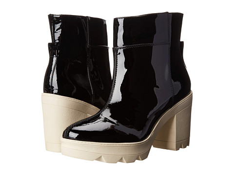 10 Crosby Derek Lam - Lynne (Black Patent) Women's Shoes
