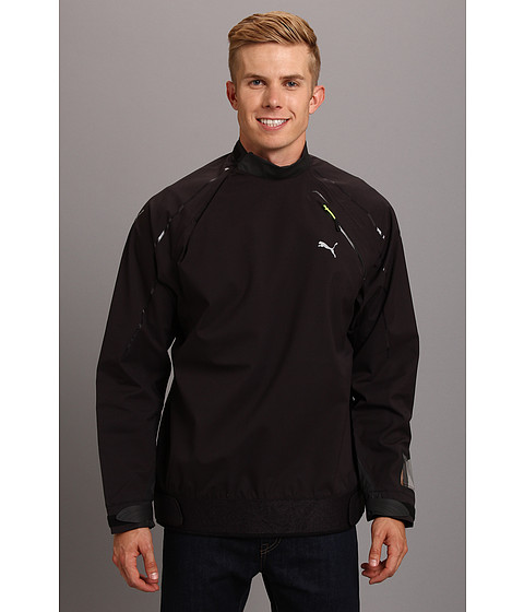 PUMA - Defender Race Spraytop (Black) Men's Coat