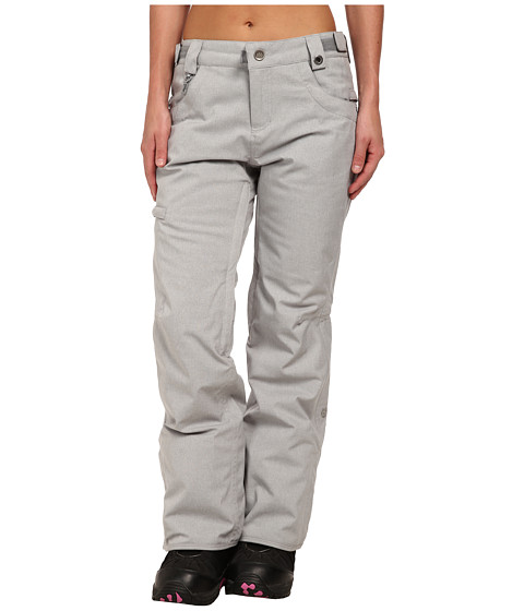 686 - Authentic Patron Pant (Light Grey Texture) Women's Outerwear