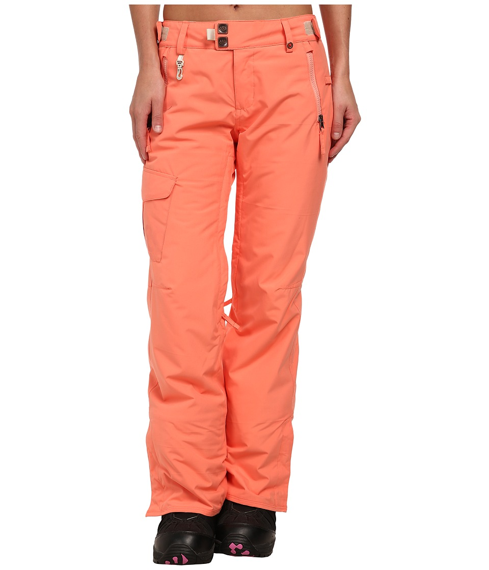 686 - Authentic Misty Pant (Coral) Women's Outerwear