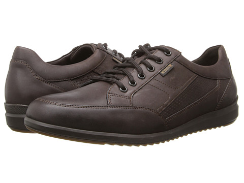 Mephisto - Nicolas (Dark Brown Oldbrush) Men's Lace up casual Shoes