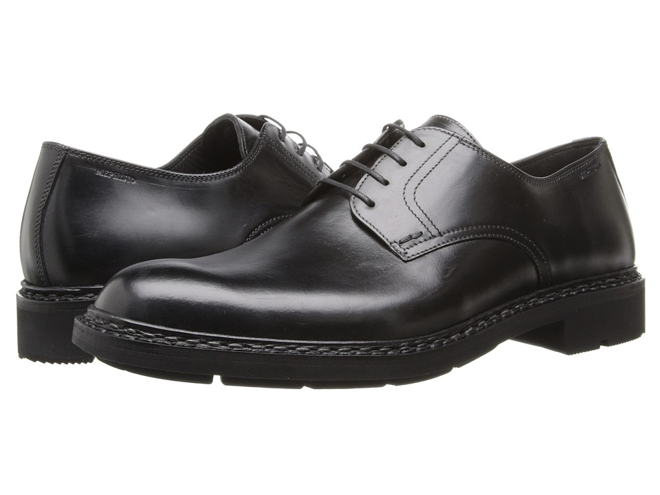 Mephisto - Scott (Black Heritage) Men's Plain Toe Shoes