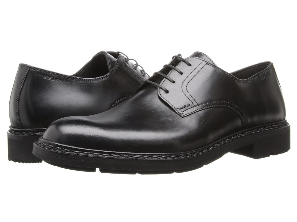 Mephisto - Scott (Black Heritage) Men's Plain Toe Shoes