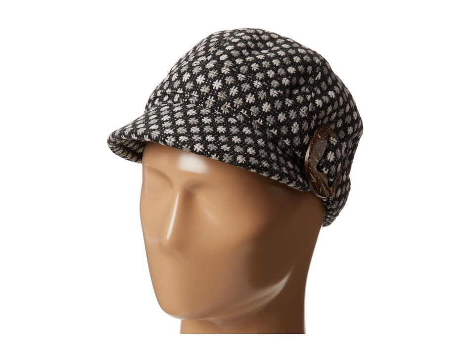 Prana - Belle Hat (Black) Caps