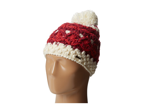 Prana - Rose Beanie (Plum Red) Beanies