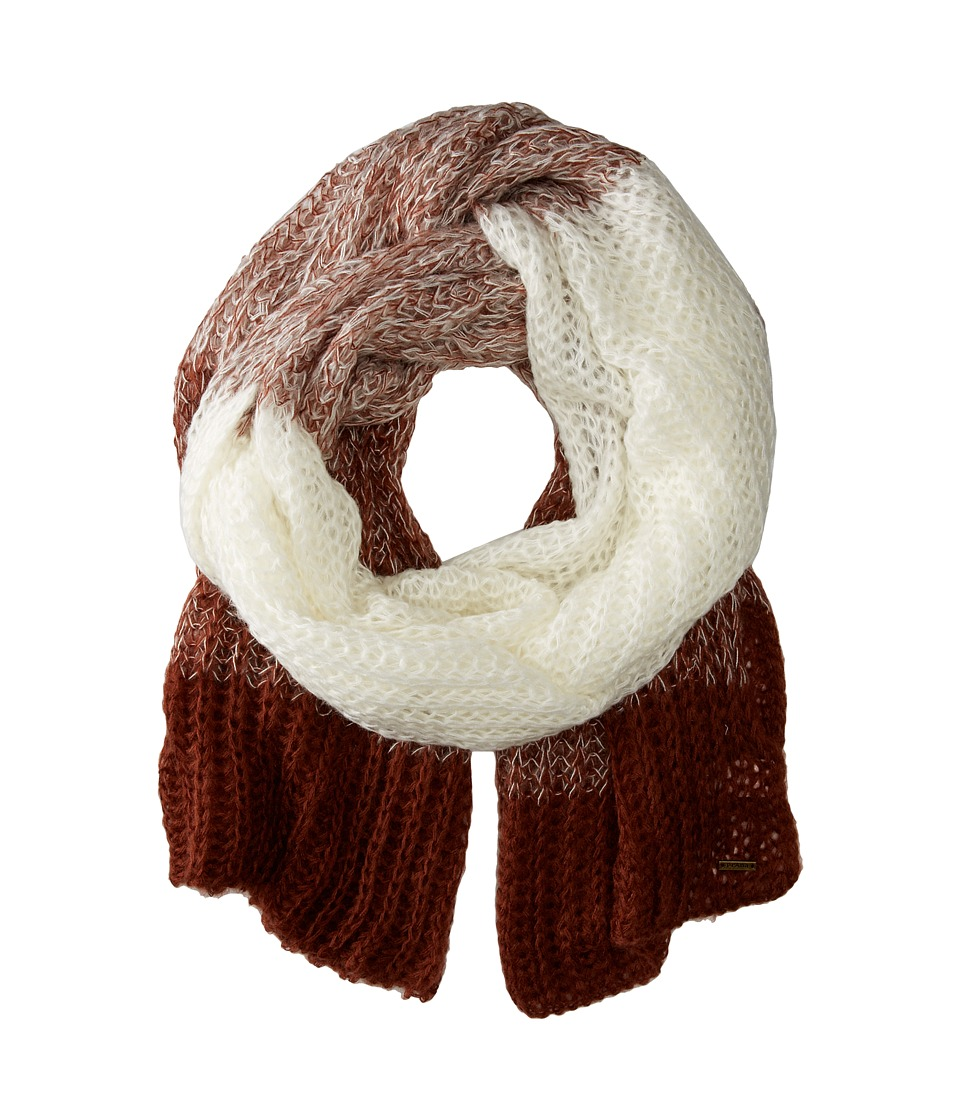 Prana - Lindsy Scarf (Brown) Scarves