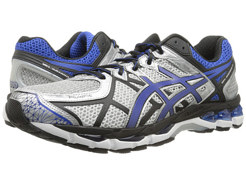 ASICS - GEL-Kayano 21 (Lightning/Royal/Black) Men's Running Shoes