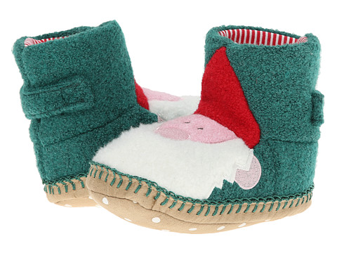 Hanna Andersson - Gnome On The Go (Toddler/Little Kid/Big Kid) (Green) Kid's Shoes