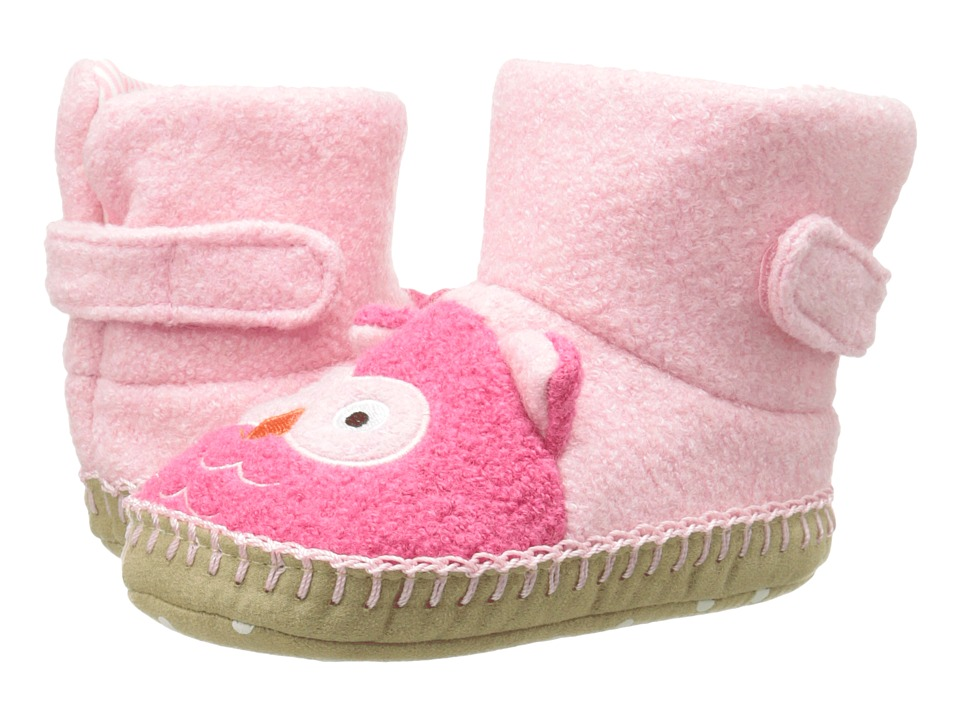 Hanna Andersson - Owl (Toddler/Little Kid/Big Kid) (Pink) Girl