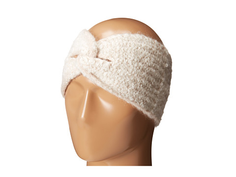 LAUREN by Ralph Lauren - Avenue Tweed Headband (Camel/Heritage Cream) Headband