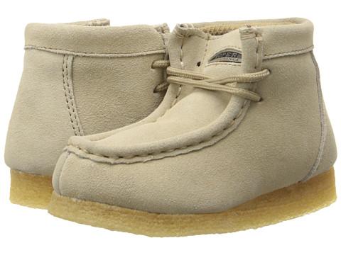 Roper Kids - Chukka w/ Crepe Sole (Toddler/Little Kid) (Tan) Boys Shoes