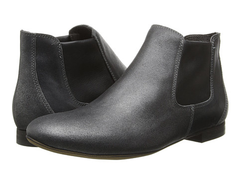 Sesto Meucci - Lavry (Anthracite Natan Met/Black Supernappa Stretch) Women's Shoes