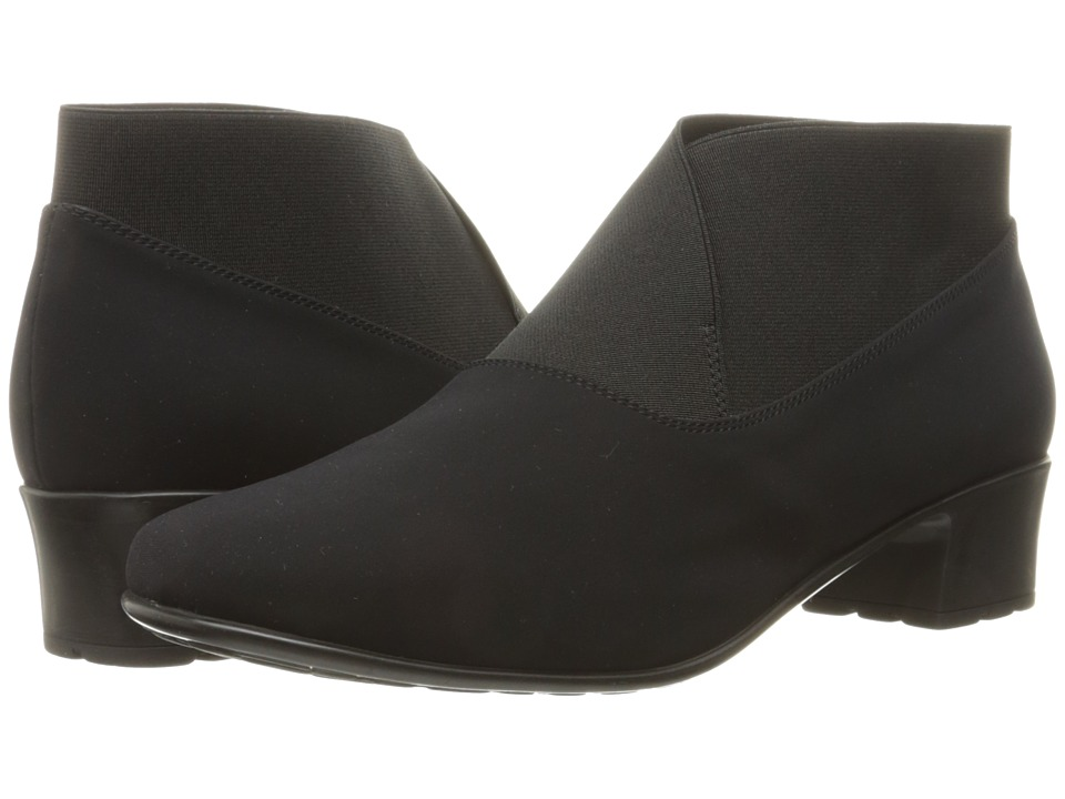 Sesto Meucci - Yossi (Black Micro Fabric) Women's Shoes