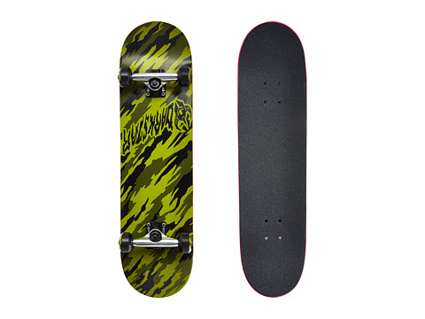 Darkstar - Camo Complete (Army Green) Skateboards Sports Equipment