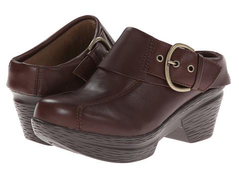 Sanita - Nikita (Dark Brown) Women's Clog Shoes