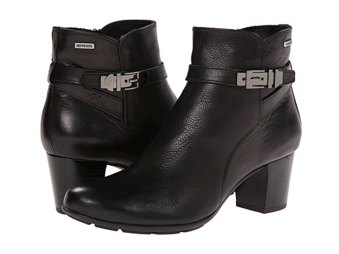 Mephisto - Lamia (Black Texas) Women's Boots