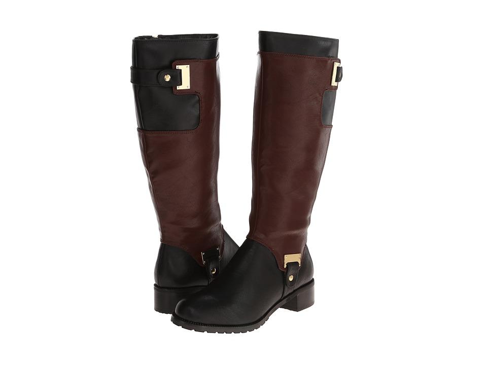 Image of Bella-Vita - Anya II (Black/Mahogany) Women's Boots