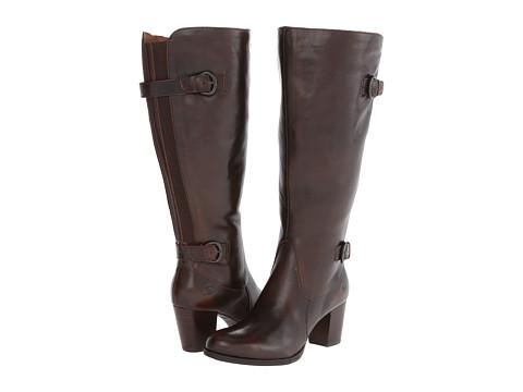 Born - Vita Wide Calf (Cognac) Women's Shoes