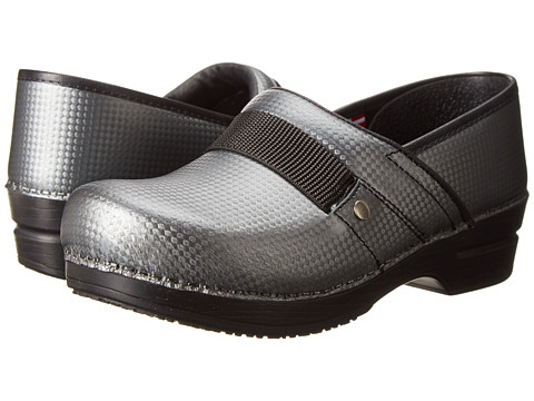 Sanita - Smart Step Rae Lyn (Grey) Women's Clog Shoes