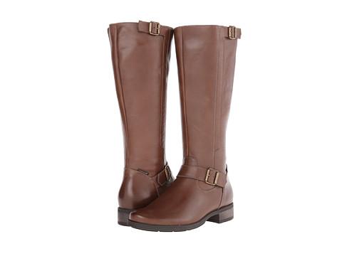 Mephisto - Ombeline (Brown Garnier) Women's Boots