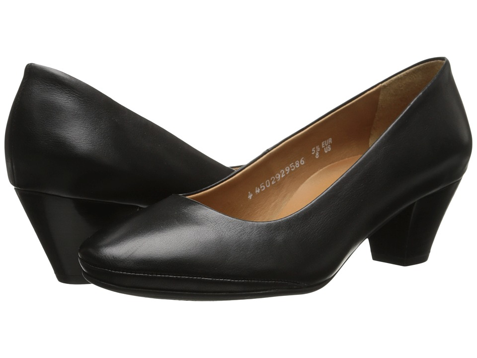 Mephisto - Paldi (Black Cigale) Women's Shoes