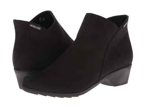 Mephisto - Rosa (Black Bucksoft) Women's Shoes