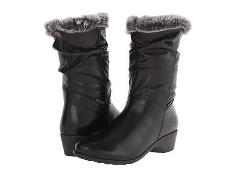 Mephisto - Rosita (Black Cigalia) Women's Boots
