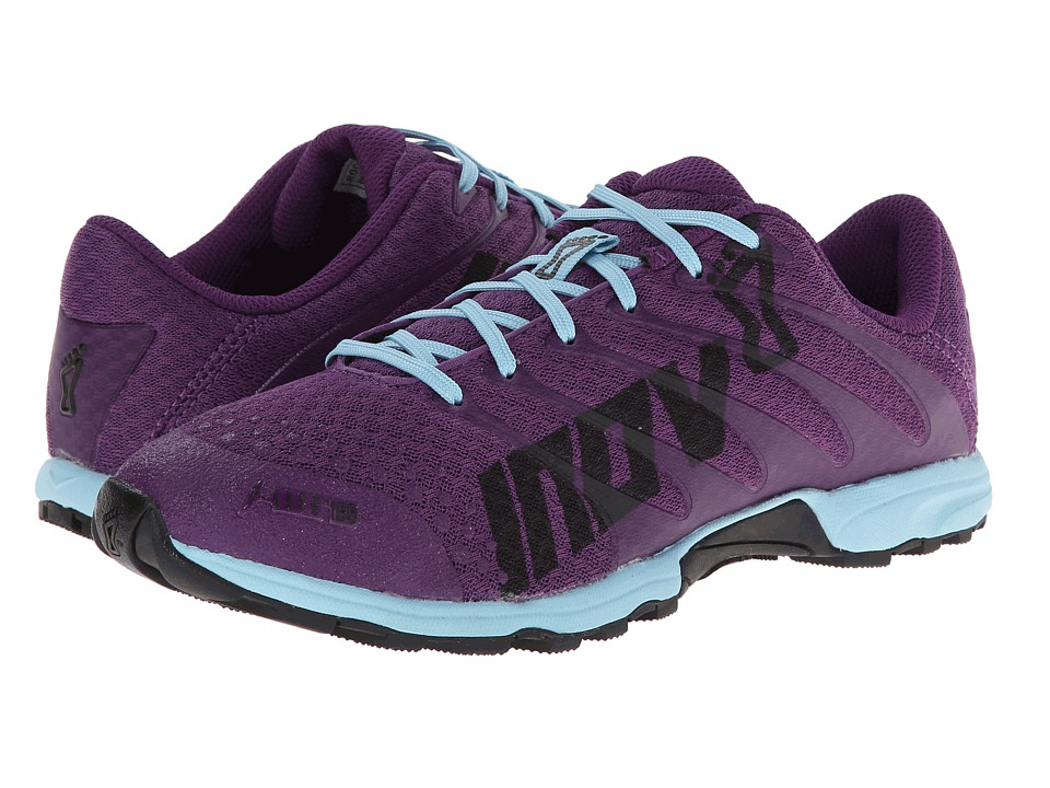 inov-8 - F-Lite 195 (Purple/Black/Teal) Women