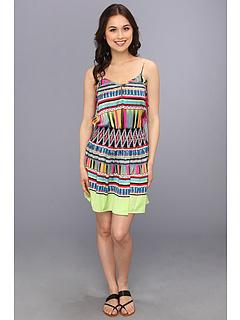 SALE! $49.99 - Save $58 on KAS New York Elise Dress (Aztec Green) Apparel - 53.71% OFF $108.00