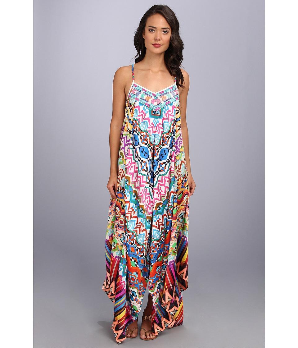 KAS New York Louisa Dress Womens Dress (Multi)