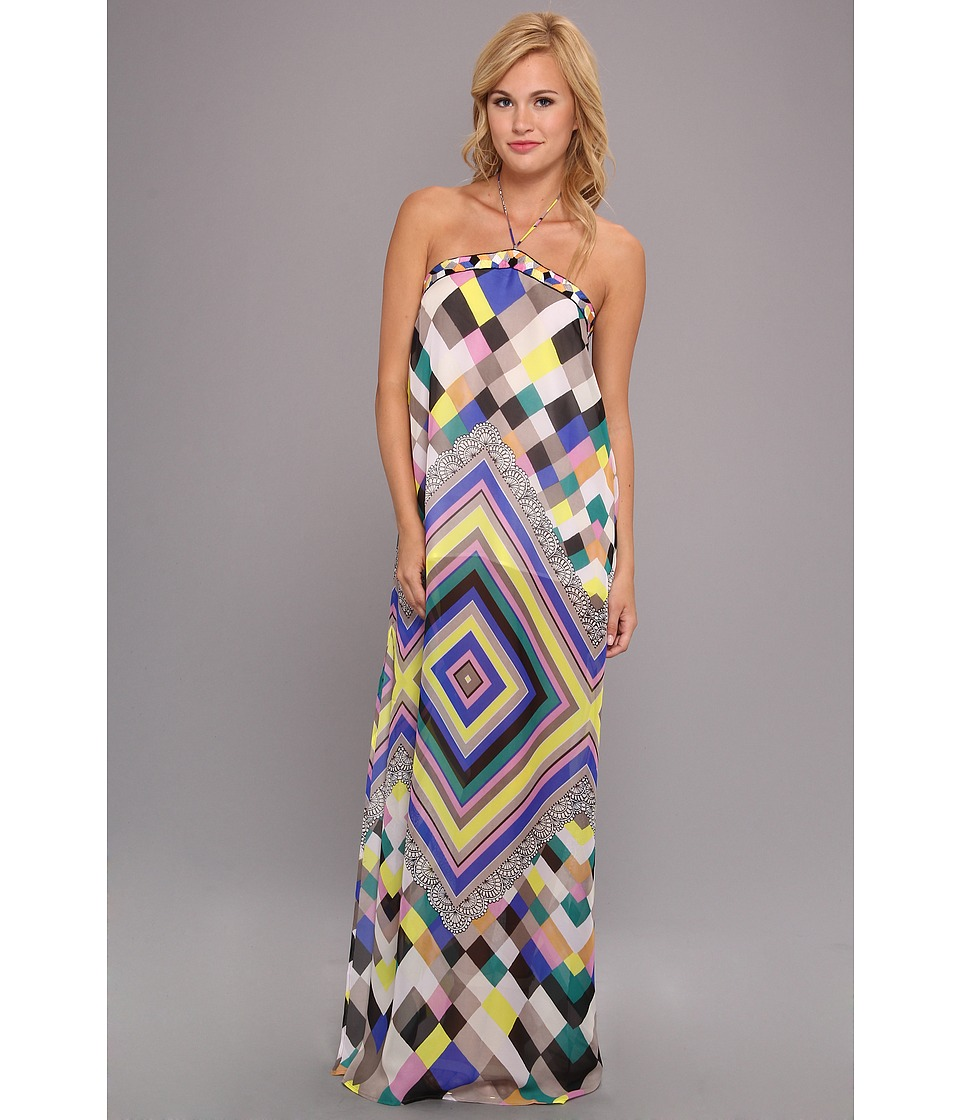 KAS New York - Markie Cover Up (Dimond Print) Women's Dress