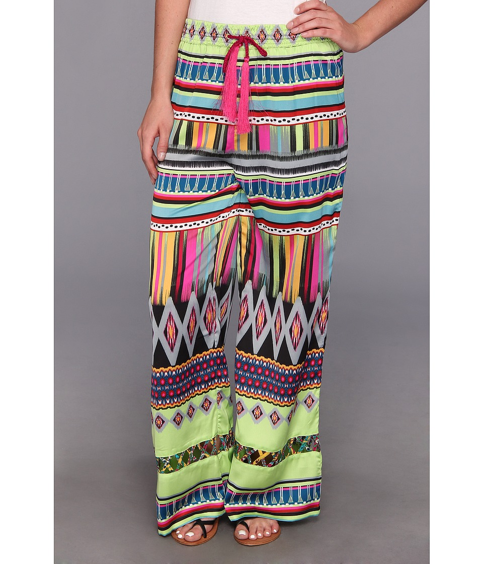 KAS New York - Edie Pants (Aztec Pink) Women