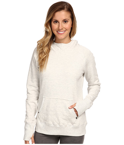 MPG Sport - Fiona (Heather Oatmeal) Women's Long Sleeve Pullover