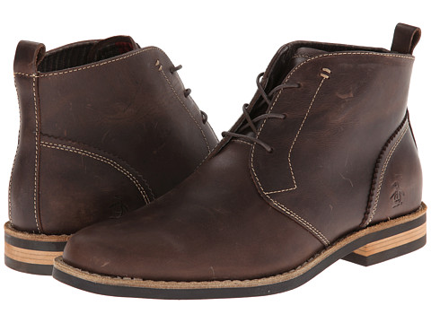 Original Penguin - Merle (Dark Brown) Men