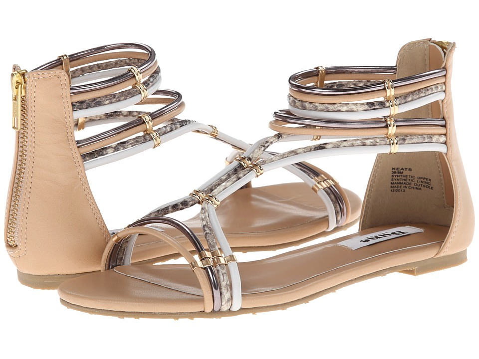 Dune London - Keats (Natural Leather) Women's Sandals