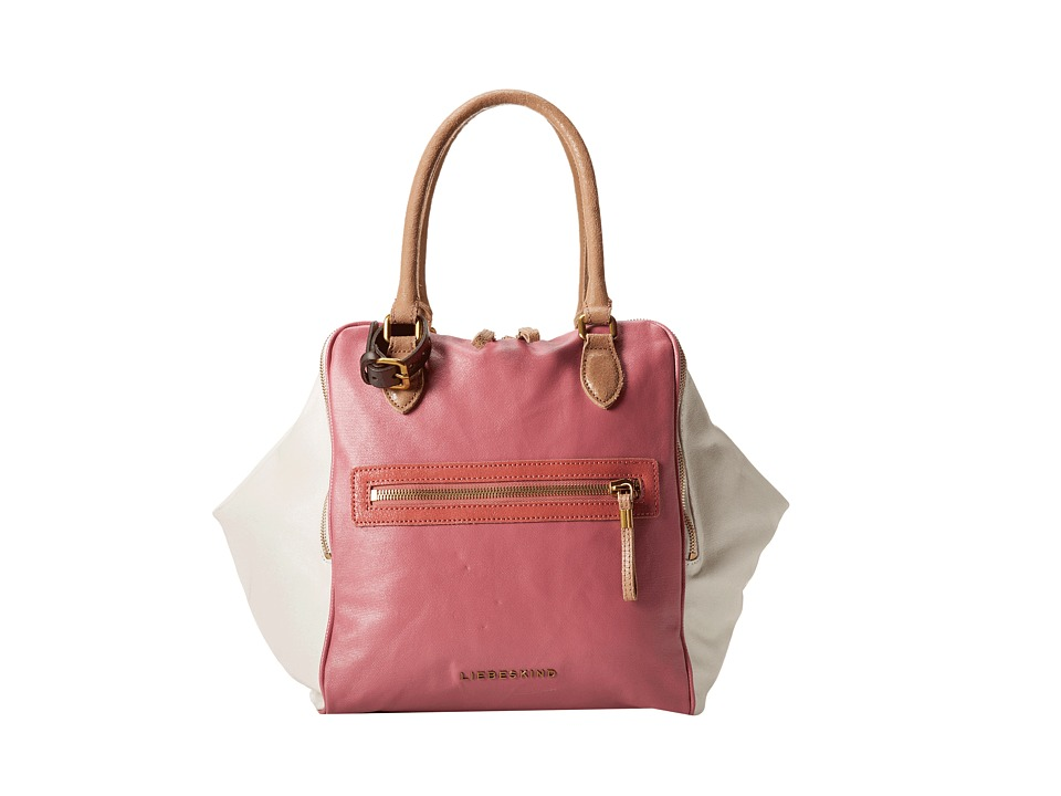 Liebeskind - September Bag (Coral) Tote Handbags